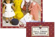 18 Inch Doll Patterns and Tutorials / Free Patterns and Tutorials to make clothing for 18 inch dolls