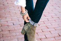 Boots styling