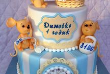 Галина / Торты,пирожные,имбирное печенье