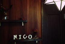 美容室•美容院 nico•••