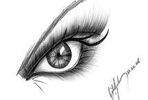 Drawings / by Reagan Savoie