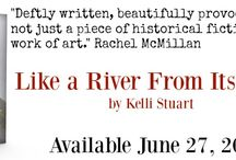 Like A River From Its Course / Images and descriptions of characters in my upcoming novel, Like a River From Its Course, releasing June 27, 2016. #RiverNovel