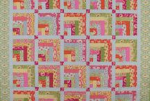 Quilts by Old South Fabrics & Friends / Variety of Quilts made and often designed by Old South Fabrics.