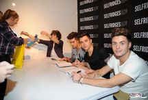 October 21st - Signing at the Selfridges The Trafford Centre in Manchester