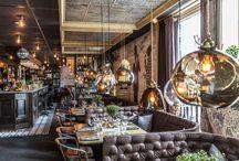 Restaurant / décoration restaurant