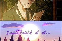 Gravity falls anime 2