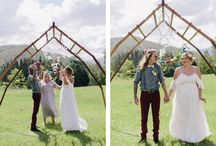 Weddings I've Witnessed... / Weddings I've Photographed.