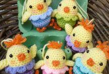 pollos patos gallinas