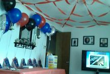 spiderman / bday