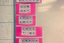 Classroom management / by Kelly Gustafson