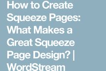 Landing Pages (Squeeze Pages)