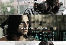 Bucky • Sebastian Stan