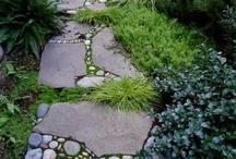 Садовые дорожки   Walkway ideas