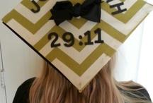 Graduation caps! / by Emily Perakes