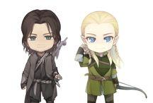 O Senhor dos Anéis/O Hobbit
