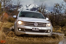 VW - Patagonia / VW landed us the use of their new Amarok during a trip to Patagonia