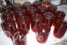 ČERNÝ BEZ a jeho využití / sirupy,marmelády, džemy, likéry aj.