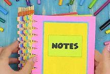 Make a notebook