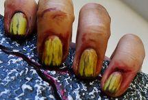 Gothic Manicure Ideas