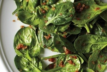 Salads & veggies / by Amy Jo