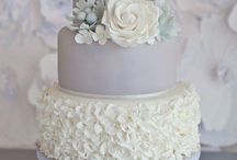 Wedding cake and desserts