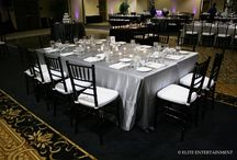 Wedding Buffet & Table Design