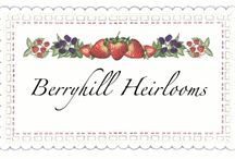 Berryhill Heirlooms by Susie Gay / Beautiful Heirloom Sewing, embroidery and silk ribbon projects!