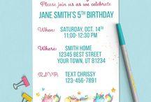 Hayley birthday themes