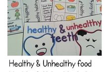Healthy living board