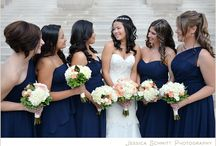 Wedding Color: Navy / Navy blue inspired weddings