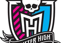 Meowledy 5679 / Monster high and all of every thing  / by Bailey West