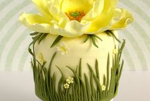 Cakes I love but won't make / Amazing to look at