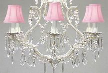 Chandeliers / Lighting / by Carolyn Thompson