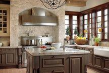 Foodie Heaven / Dream kitchens