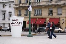 ¨ Amo mi Cafe ¨ Acción en vía pública