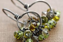 PERIDOT / I was not overly fond of my birthstone for many years...but my opinion has changed of late. / by Kathleen Pharis