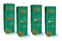 ERiiS for SUN / Safe tanning with a complete range of sun protection products that combine the high quality of a new special sunscreen system and the energy of the fresh plant and fruits extracts. A real juice to quench your skin before and after exposure to the sun thanks to the efficacy of the exclusive active ingredients : Iridixina-S, Carrot Fresh Cells Extract , Vitamins A, C, E.