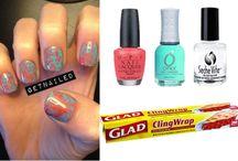 Pretty Nails / by Danielle Overcash
