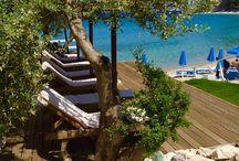 navagos beach bar / navagos beach bar samos island summer greece