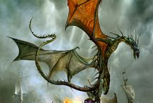 Fantasy creatures - dragons / Dragons!