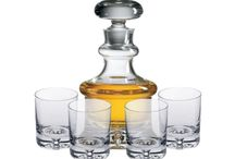 Distiller Decanters / 100% Pure, Lead-free Crystal for Fine Wines and Spirits.