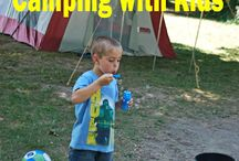 Camping With Kids / Make camping fun for your kids so they will want to take their kids someday. / by myCampmate