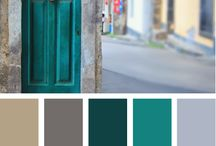 Teal, Turquoise, Aqua, Tiffany Blue / My little obsession with this color