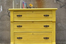 Antique Dresser Re-Do