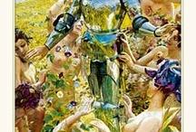 Caballero de Copas - Knight of Cups