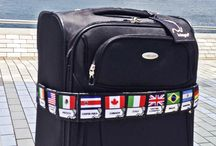 Where in the World is indeegear? / Where have you taken us? We will pin it here! You and your luggage will make a statement when you use the collectible #indeegear sleeves on your luggage and other gear AND you'll see it fast at the carousel.  #MadeInUSA #embroidered #collectible #travel #airport indeegear.com