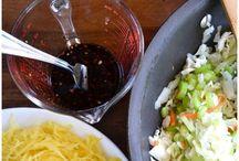 Organic vegeterian konjak noodles