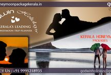 Honeymoon Packages to Kerala / Glance Through out Various honeymoon Packages from Godwin Holidays : Leading Honeymoon trip planner in kerala !!