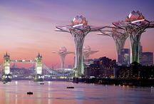 architecture / by Lori Ikediashi