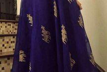 old saree